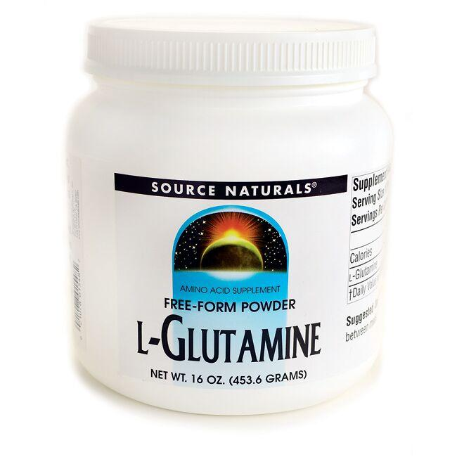 Source NaturalsL-Glutamine Powder