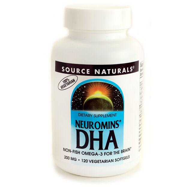 Source NaturalsNeuromins DHA