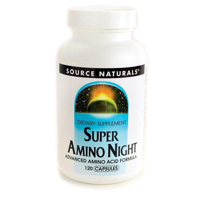 Source NaturalsSuper Amino Night