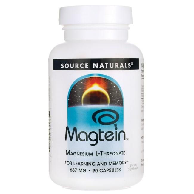 Source NaturalsMagtein