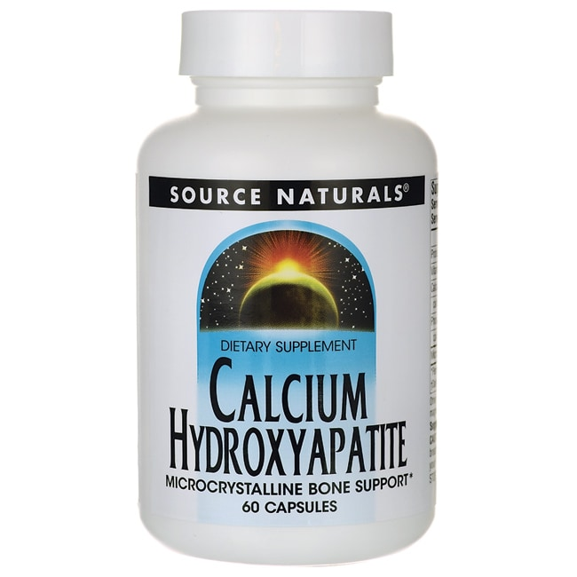 Source NaturalsCalcium Hydroxyapatite