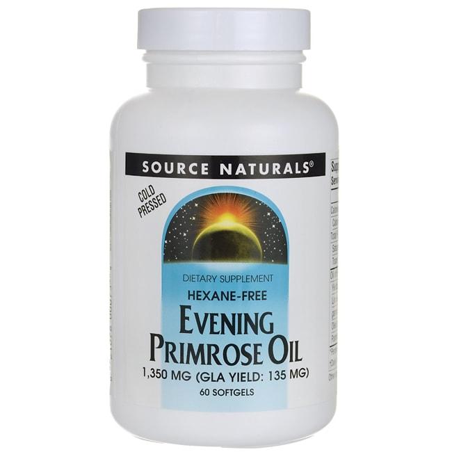 Source NaturalsEvening Primrose Oil