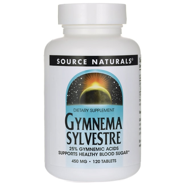 Source NaturalsGymnema Sylvestre