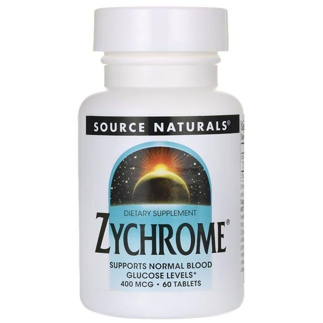 Source Naturals Zychrome