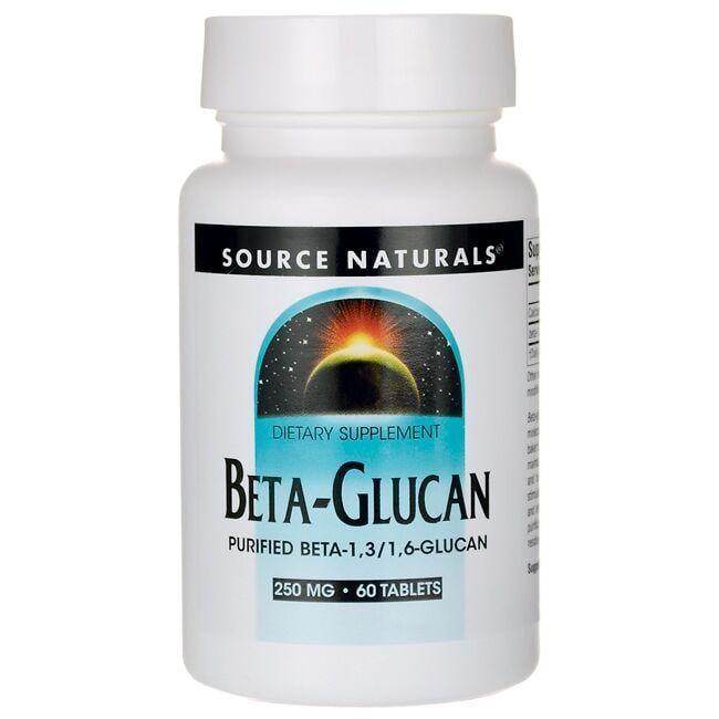 Source NaturalsBeta-Glucan