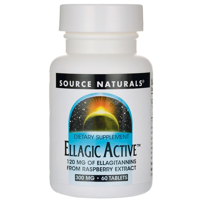 Source NaturalsEllagic Active