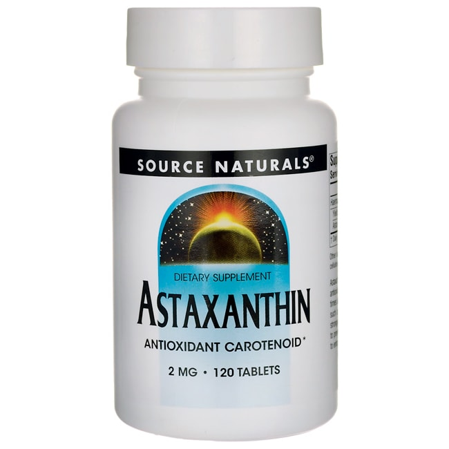Source NaturalsAstaxanthin
