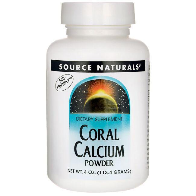 Source NaturalsCoral Calcium Powder