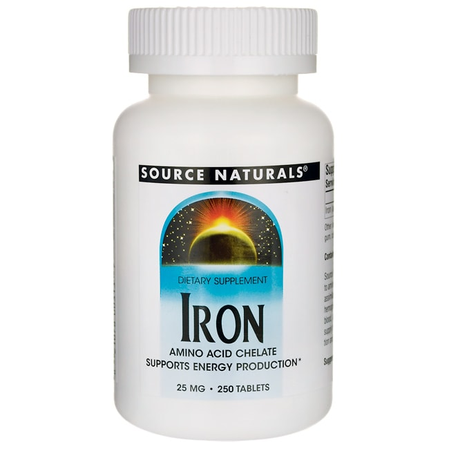 Source NaturalsIron