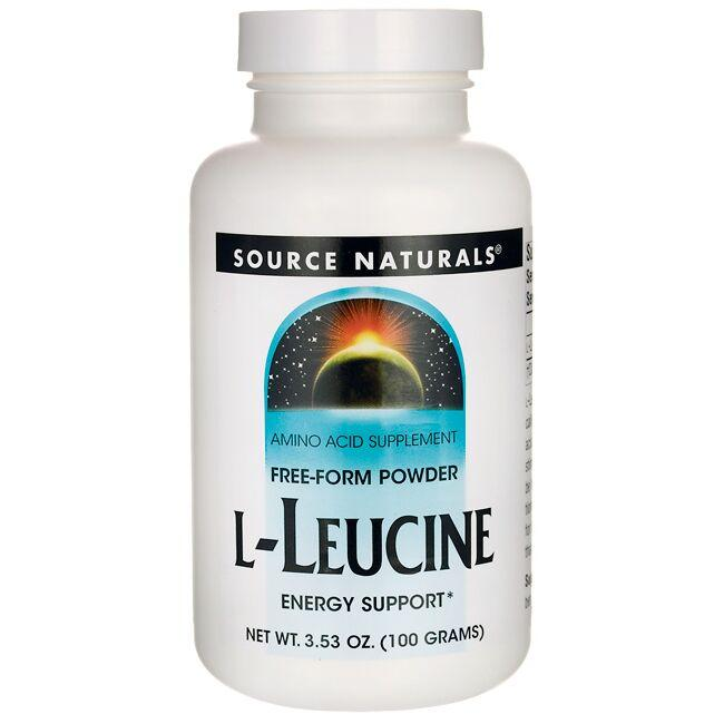 Source NaturalsL-Leucine