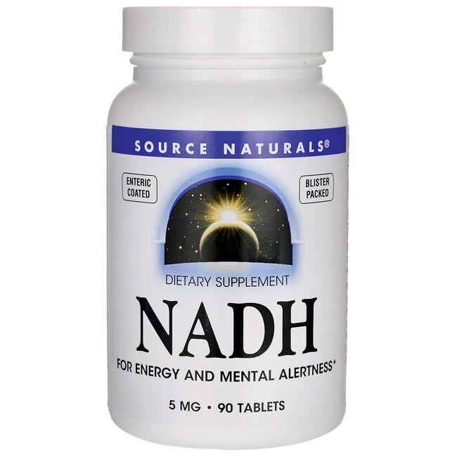 Source NaturalsNADH