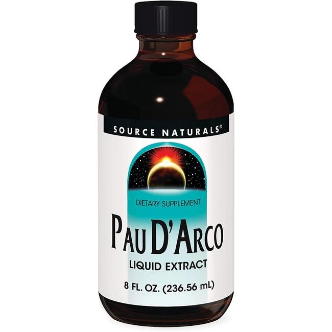Pau d arco liquid extract