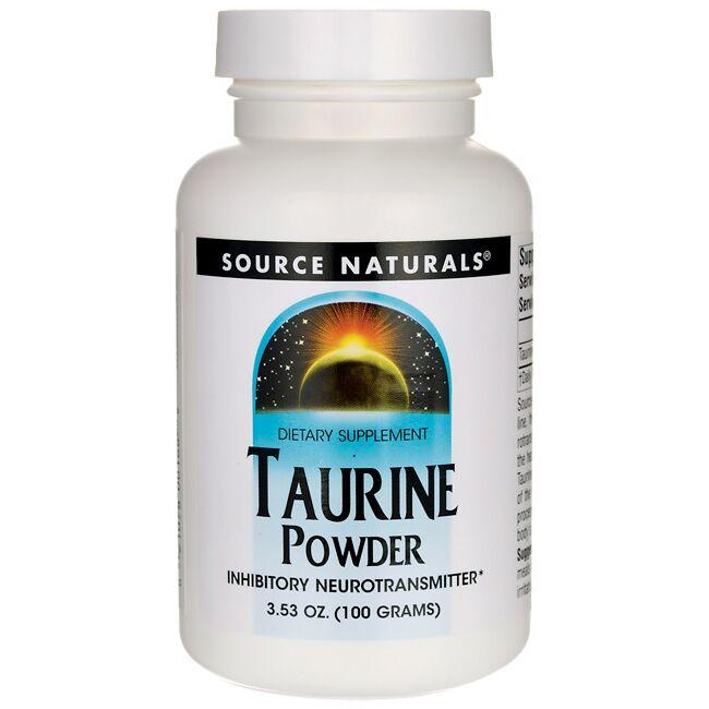Source Naturals Taurine Powder