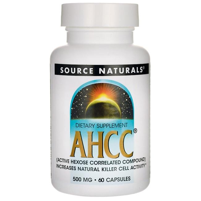 Reviews Source Naturals Ahcc