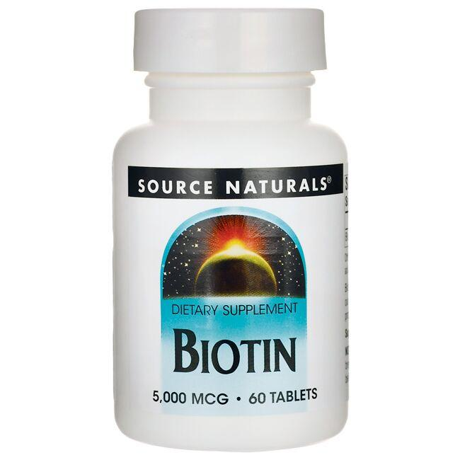 Source NaturalsBiotin