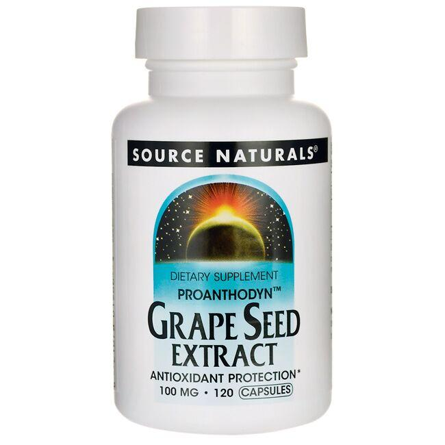 Source Naturals Grape Seed Extract
