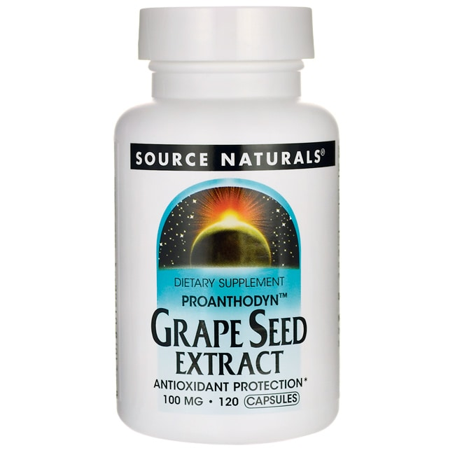 Source NaturalsGrape Seed Extract