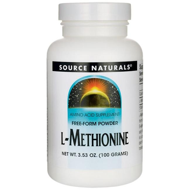 Source NaturalsL-Methionine