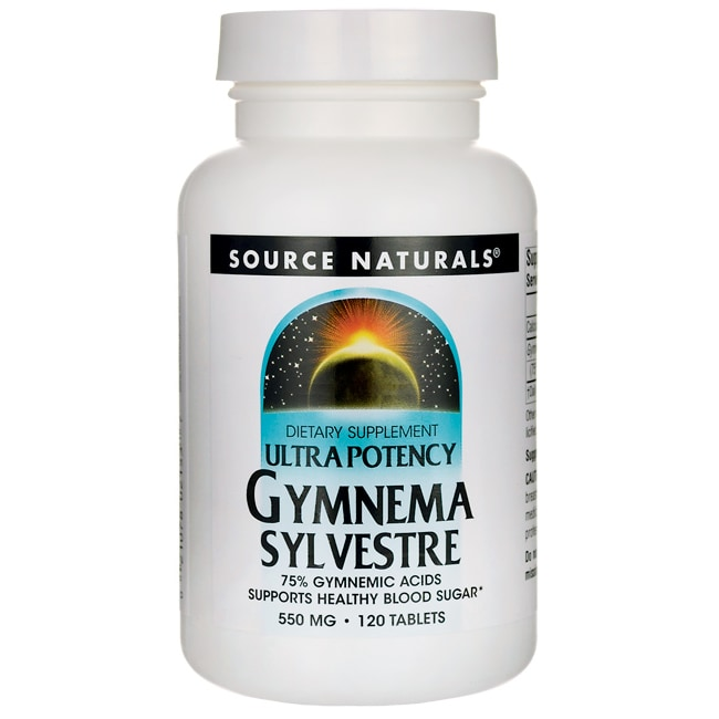 Source NaturalsUltra Potency Gymnema Sylvestre