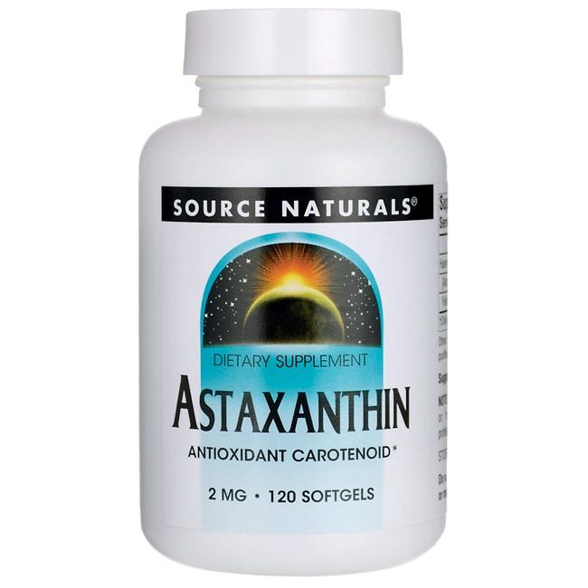 Astaxanthin source