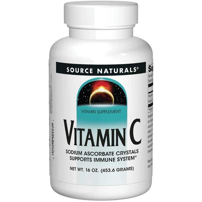 Source NaturalsVitamin C