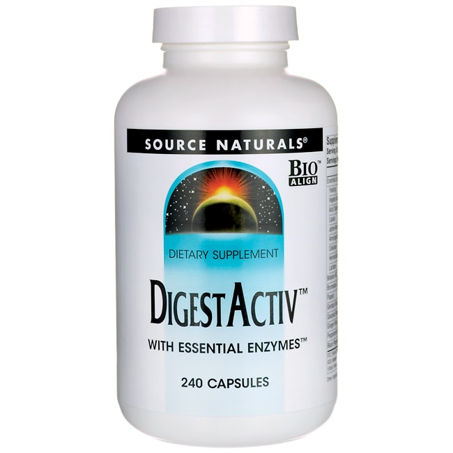 Source NaturalsDigestActiv