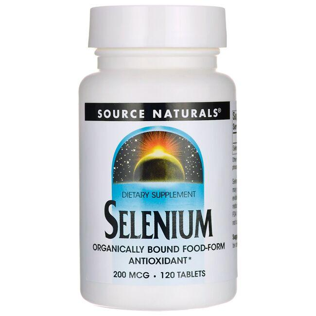 Source NaturalsSelenium