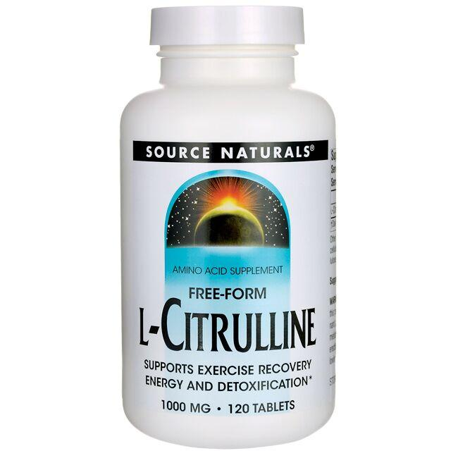 Source NaturalsL-Citrulline