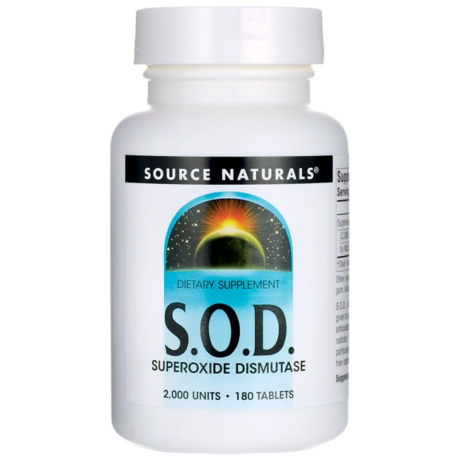 Source naturals products