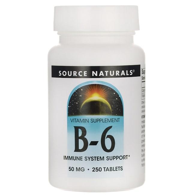 Source NaturalsB-6