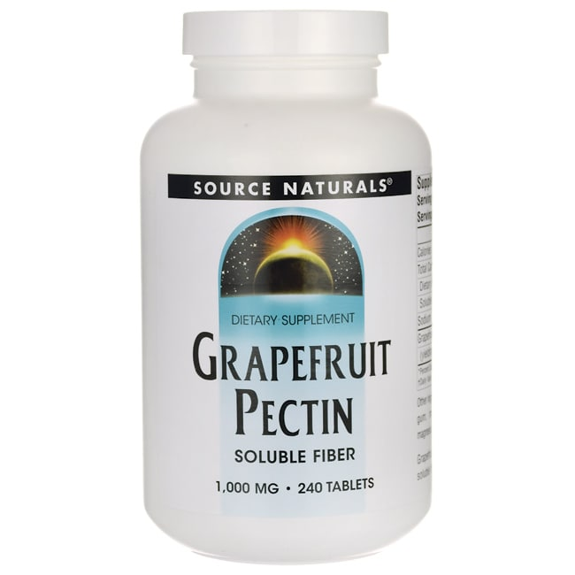 Source NaturalsGrapefruit Pectin