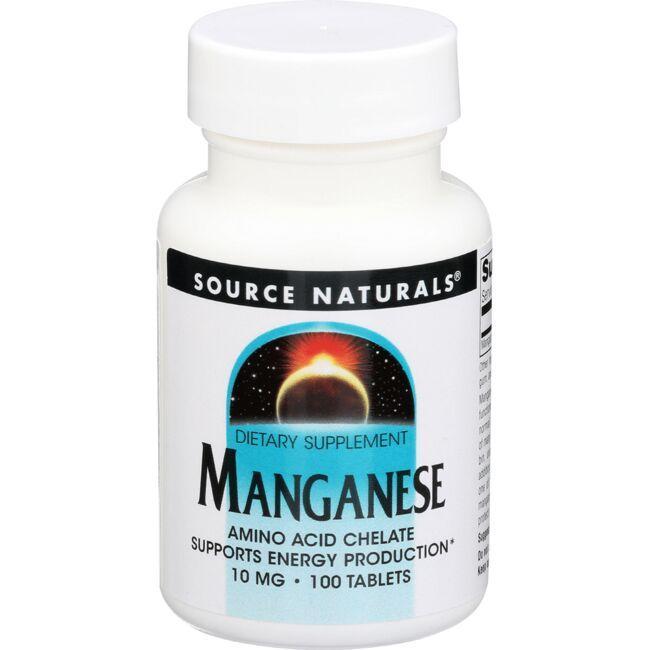 Source NaturalsManganese