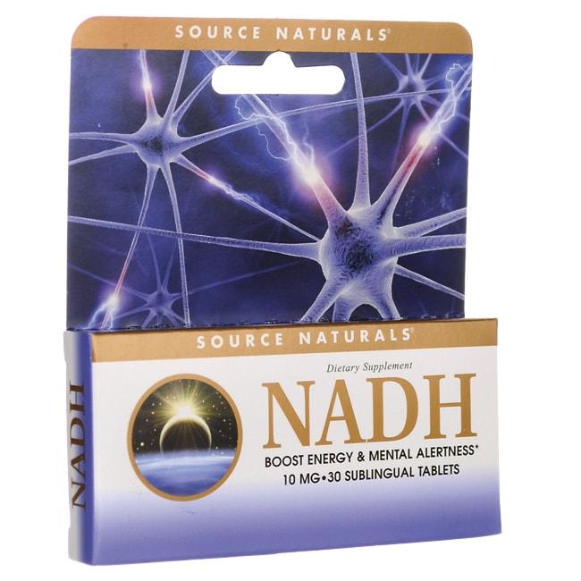 Source NaturalsNADH