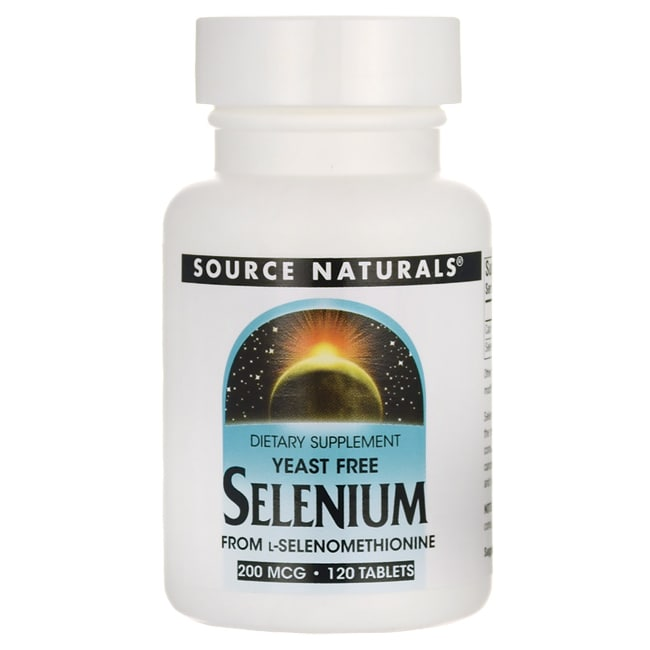 Source NaturalsSelenium - Yeast Free