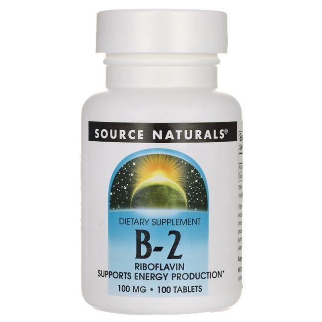 Source NaturalsB-2 Riboflavin