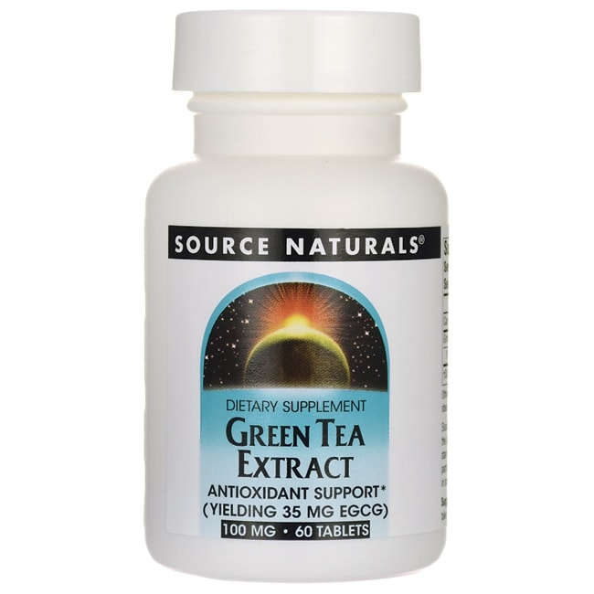Source Naturals Green Tea Extract Reviews
