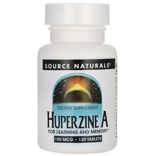 Source NaturalsHuperzine A