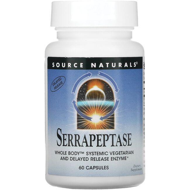 Source NaturalsSerrapeptase