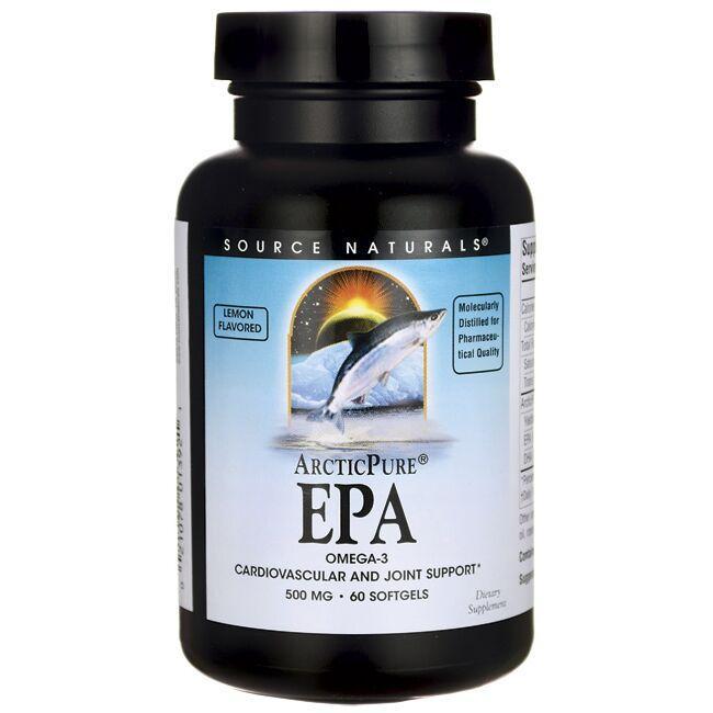 Source NaturalsArcticPure EPA