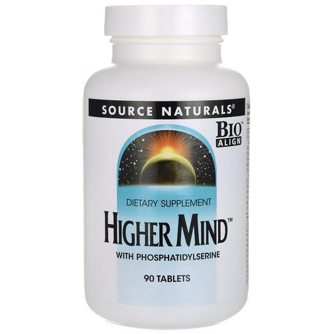 Source NaturalsHigher Mind