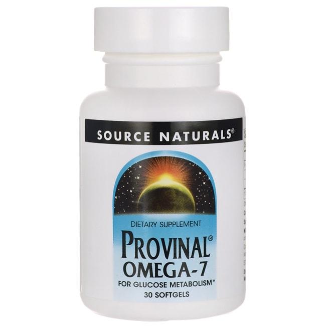 Source NaturalsProvinal Omega-7