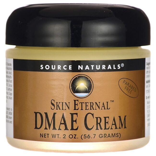 Source Naturals Skin Eternal Dmae Cream Reviews