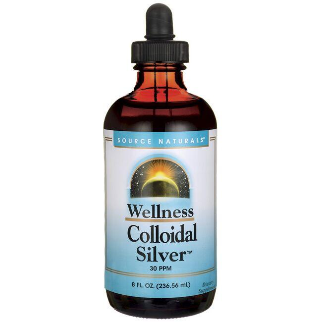 Source NaturalsWellness Colloidal Silver