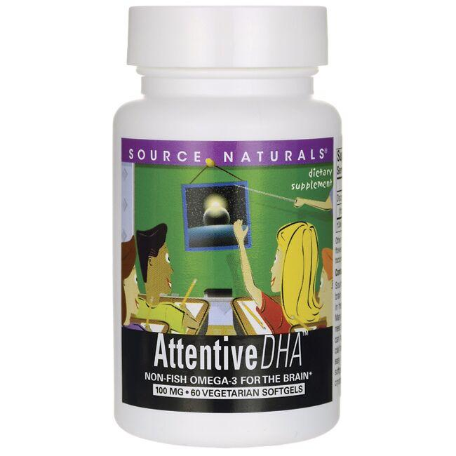 Source NaturalsAttentive DHA