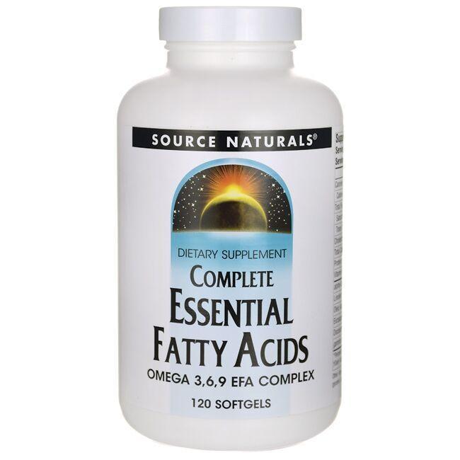 Source NaturalsComplete Essential Fatty Acids