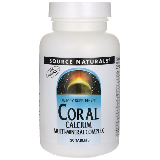 Source NaturalsCoral Calcium Multi-Mineral Complex