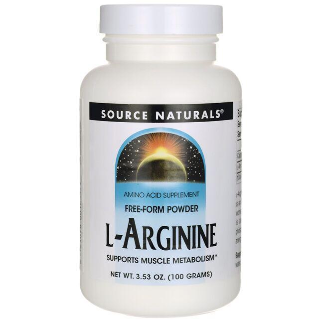 Source NaturalsL-Arginine