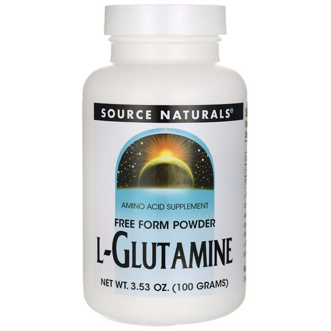 Source NaturalsL-Glutamine