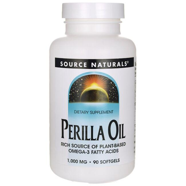 Source NaturalsPerilla Oil