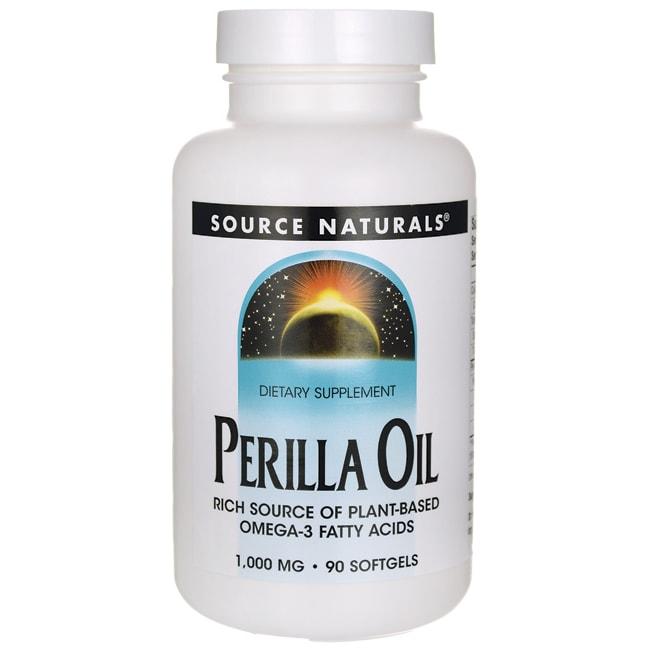 Source NaturalsPerilla Oil